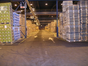 Warehousing and Distribution Solution