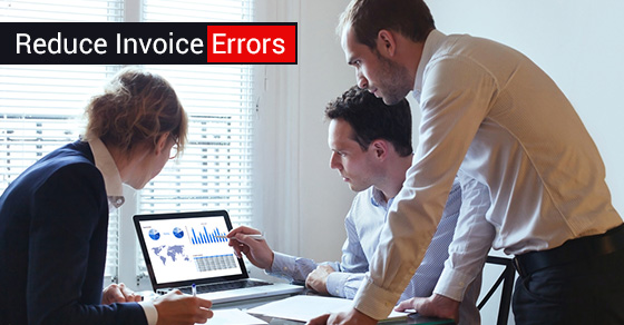 Reduce Invoice Errors