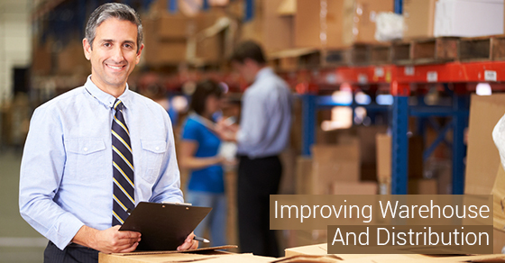 Improving Warehouse And Distribution